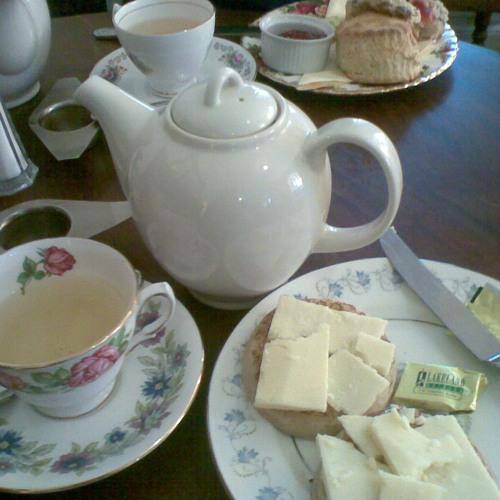 Tea Set Tea