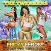 SALUTE TO THE TWERKERS TURN UP PROMO MIX !! FEB 28TH !!! ROYAL PALACE