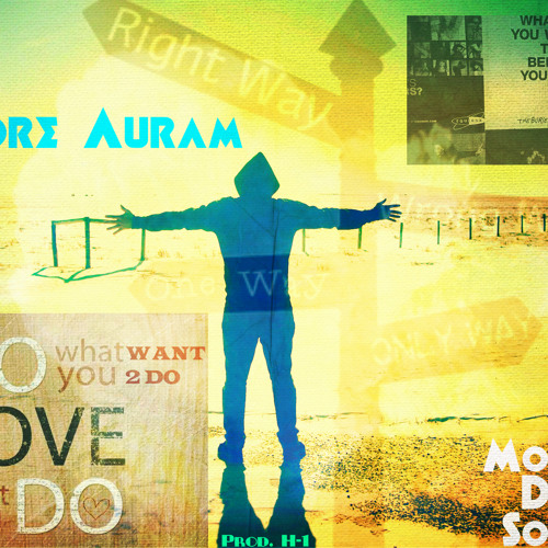 Do What You Wanna Do (Feat. Andre Auram)