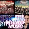 Banda mix 2014 Dj Manny ((Romanticas con intro))Ft. Dj Alfonzin