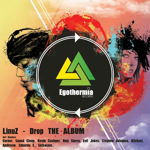 LinuZ - Drop (Original Mix) - [Egothermia]