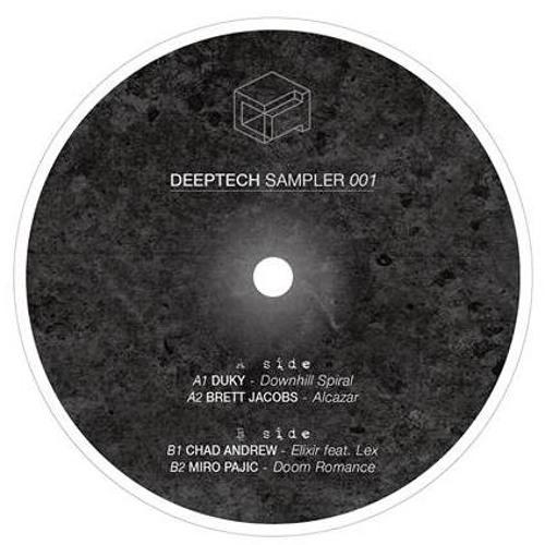 Chad Andrew - Elixir ft. Lex (Original Mix) [Deep Tech Records/Vinyl Only]