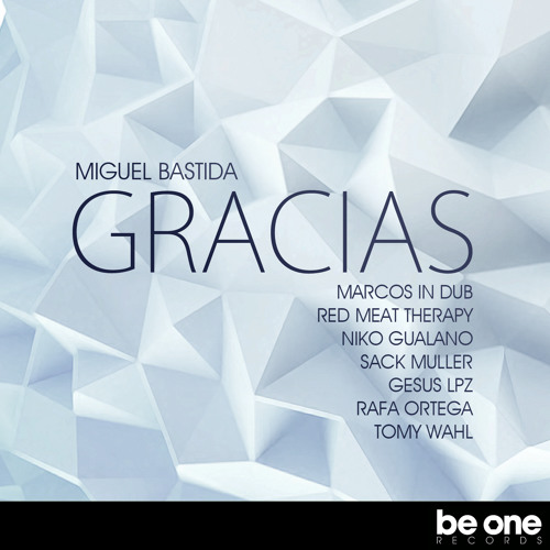 Miguel Bastida - GRACIAS (Original Mix)