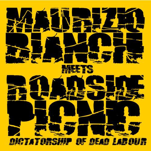 MAURIZIO BIANCHI Meets ROADSIDE PICNIC - Dictatorship Of Dead Labour (Sample)