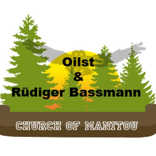 Oilst & Rüdiger Bassmann - Church Of Manitou (Unsigned)