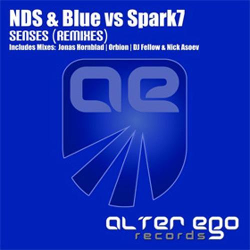 NDS & Blue vs Spark7 – Senses (Jonas Hornblad Remix) (Radio rip)