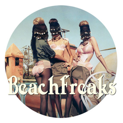 PARASOL ISLAND Exclusive Mix by CHARLES BALS - Beachfreaks Don't Like Secrets Revisited