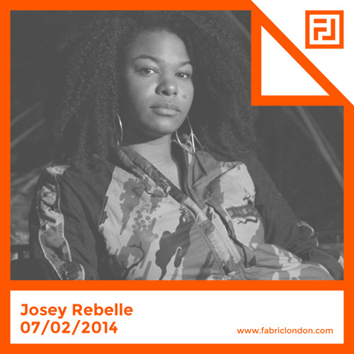 Josey Rebelle - FABRICLIVE X Monki & Friends Mix (Feb 2014)