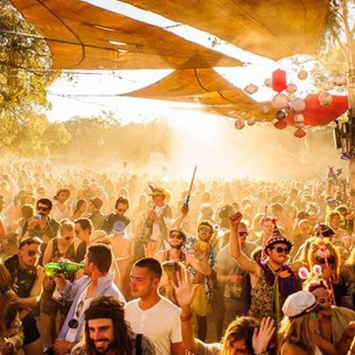 Dousk @ Rainbow Serpent 2014