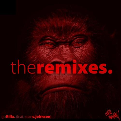 "Cash Hollistah ""goRilla (Elephants In Canada mix.) [feat. KJ-52, Sean C. Johnson, & Promise]"""