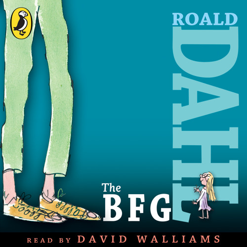 Roald Dahl: BFG read by David Walliams