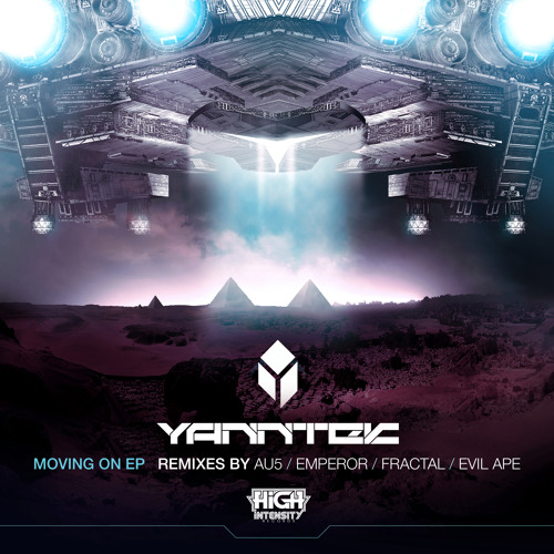 Yanntek - Moving On EP Minimix (Remixes by Au5, Fractal, Emperor, Evil Ape) [Out NOW]