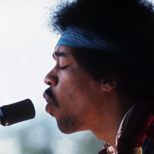 Jimi Hendrix on The Experience