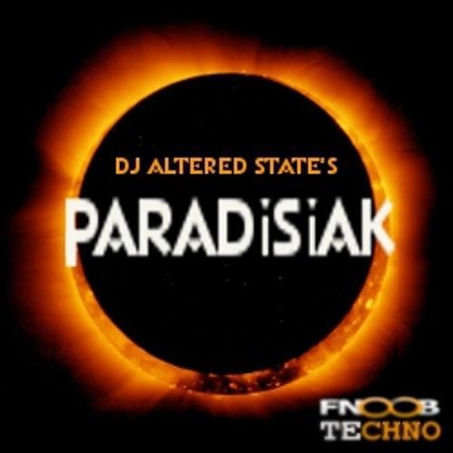 Dj Altered State's Paradisiak 06 - on Fnoob Techno