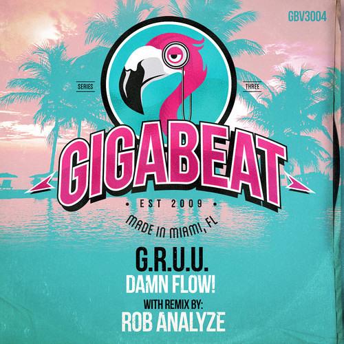 G.R.U.U - Damn Flow!s  Rob Analyze Remix - Clip forthcoming to Gigiabeat