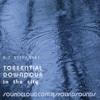 Torrential Downpour in the City [Free Field Recording of Rain & Thunder: 44.1 kHz / 16 bit / WAV]