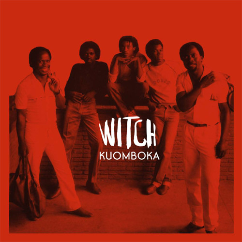 Witch - Kuomboka (excerpt) ICE-006