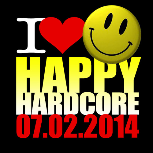 Billy Daniel Bunter & DJ Vibes - I Love Happy Hardcore Take Over