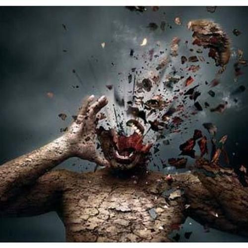 Drakphaser_Glitching Brain