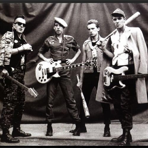 The Clash - Rock The Casbah (Shane Kouba Remix)