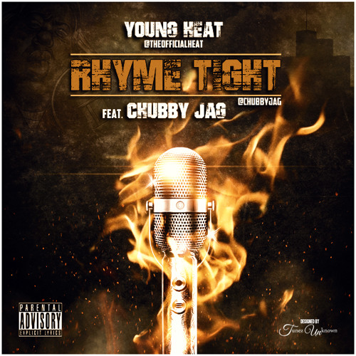 CAUSE I RHYME TIGHT Feat CHUBBY JAG