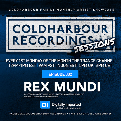 Coldharbour Sessions 002: Rex Mundi (Feb 2014)
