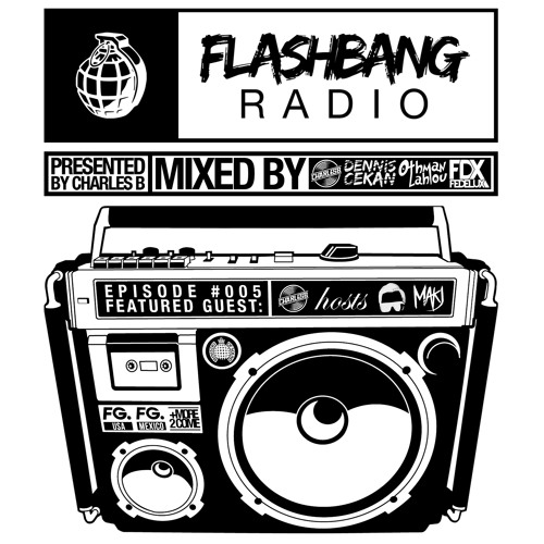 Flashbang Radio 005 (incl. MAKJ Guest Mix)