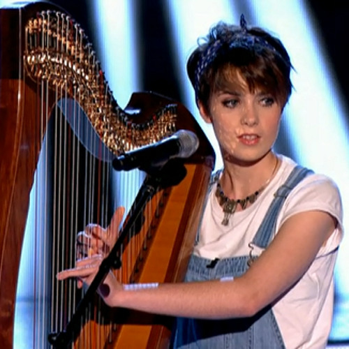 Anna McLuckie   Get Lucky -The Voice - UK  - 2014 -