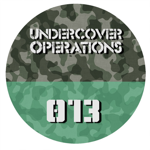 use the stuff you loose (out on Undercover Operations!)