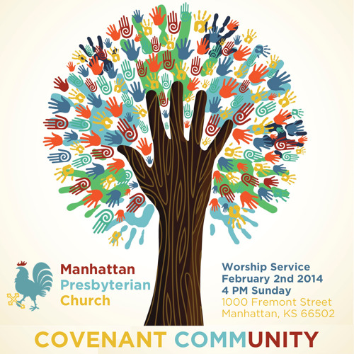 005 The Covenant Community - Romans 12:3-13 Manhattan Presbyterian