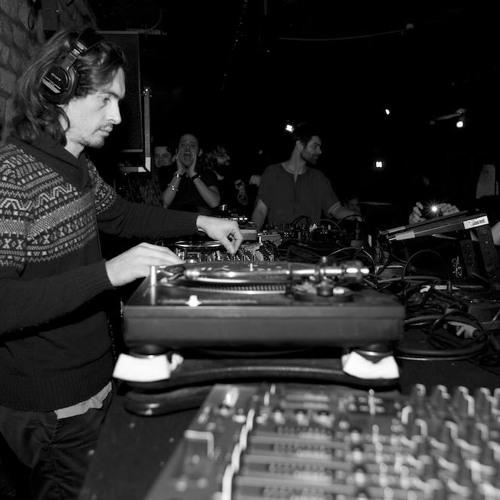Chris Carrier @ Robsoul 15 Years - Showcase / Paris (31.01.2014)