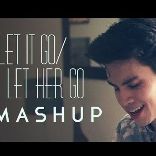 Sam Tsui - Let It Go/ Let Her Go (Mashup) Frozen