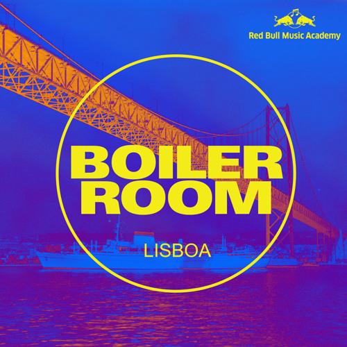 Twofold @ Boiler Room Lisbon Red Bull Music Academy Takeover 2014