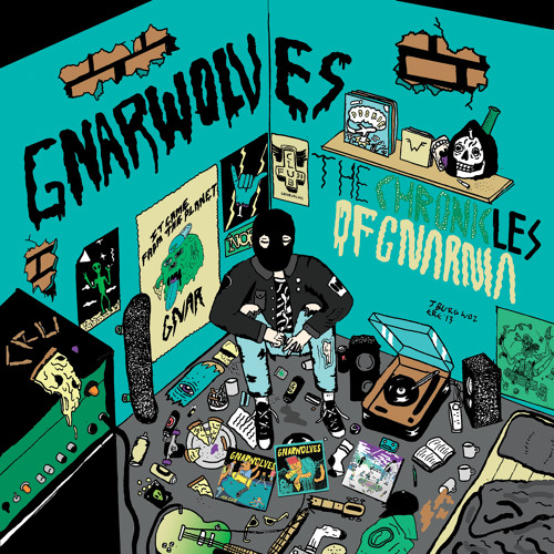 "Gnarwolves ""High On A Wire"""