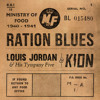 KION & Louis Jordan - Ration Blues FREE DOWNLOAD PAPAAAAA