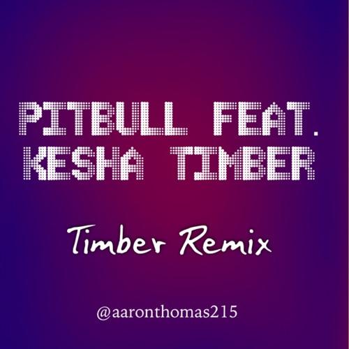 Pitbull feat. Kesha - Timber Remix