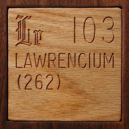 Lawrencium