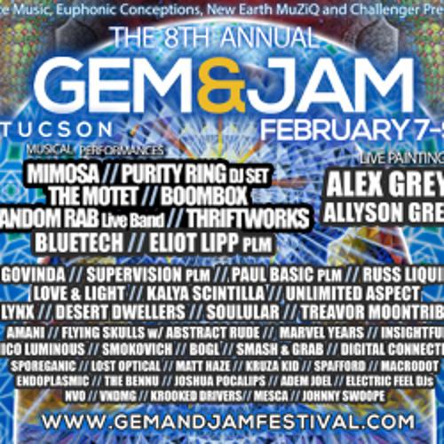 Gem & Jam Festival 2014 Mixtape
