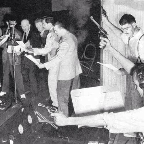 De Wolven van La Mancha radioshow
