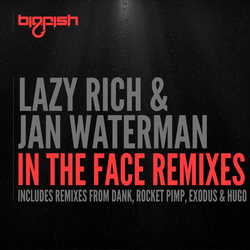 Lazy Rich and Jan Waterman - In The Face (DANK Remix)