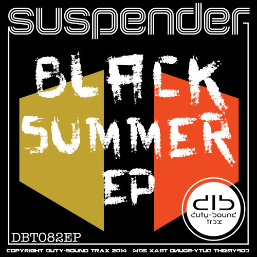 SUSPENDER - Cold War (Out now)