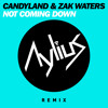 Candyland & Zak Waters - Not Coming Down (Aylius Remix)