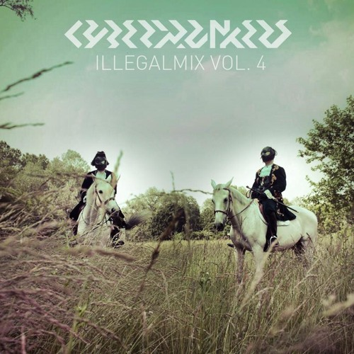 CYBERPUNKERS Illegalmix Vol.4 - FREE DOWNLOAD