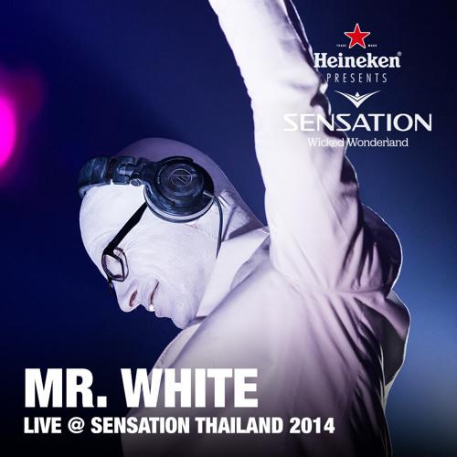 Mr. White @ Sensation Thailand 2014