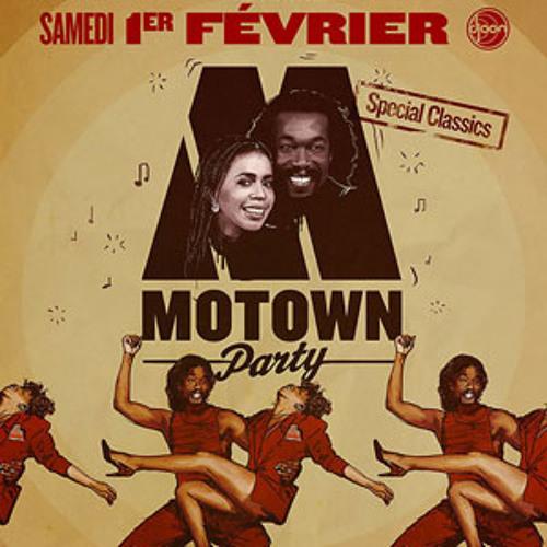 Dj Reverend P @ Motown Party, Djoon, Saturday February 1st, 2014