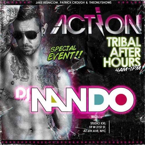 ACTION Party NYC Set - DJ Nando