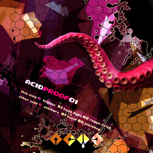 DJ Triplex - Ragga Noize (Original Mix) - OUT NOW ON Acidproof 01