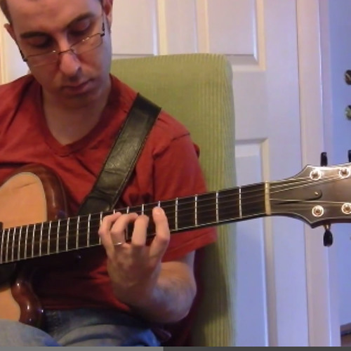 My One And Only Love (Gustavo Assis-Brasil solo guitar arrangement) demo