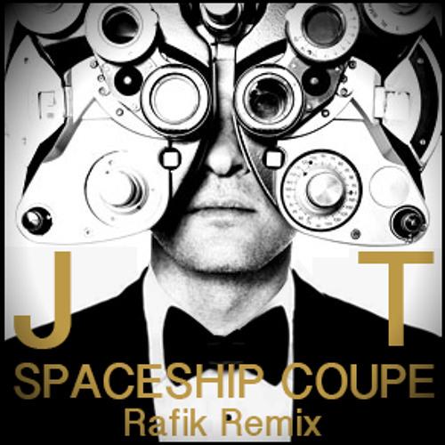 Justin Timberlake - Spaceship Coupe (Rafik Bootleg)