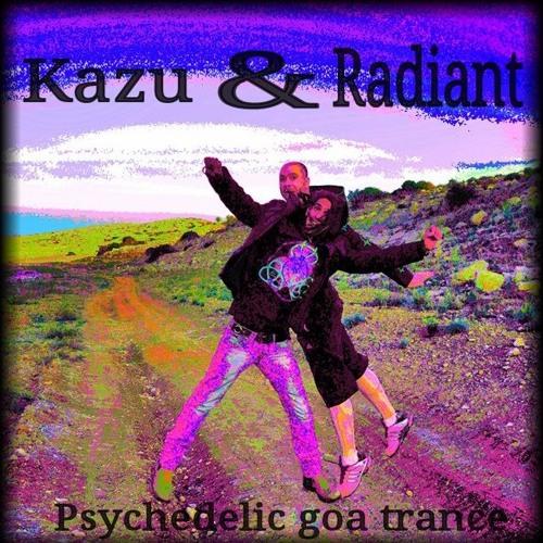 Goa Happy hour - Mixed By  **Kazu & Radiant**